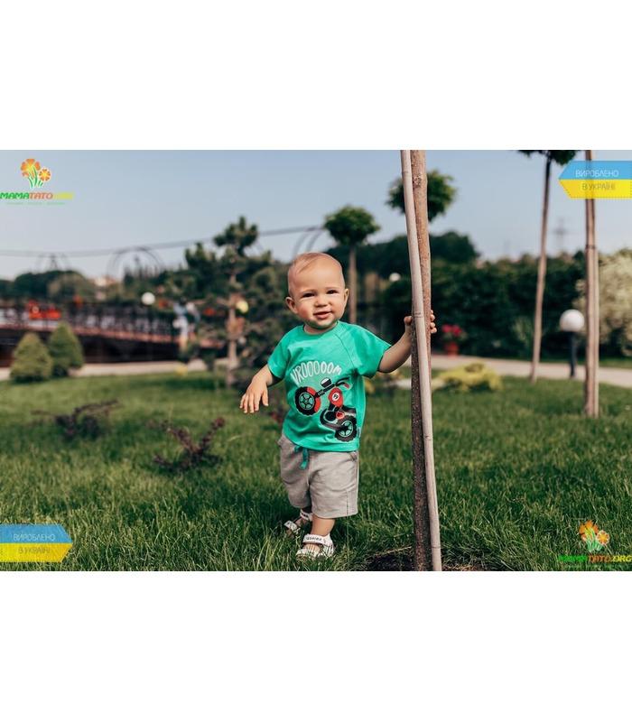 Дитячий костюм КС593 GR