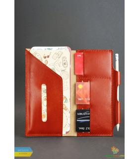 Купити ᐉ Тревел-кейс 3.0 Коньяк | універсальний, натуральна шкіра