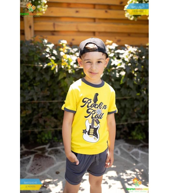 Детский костюм КС596 YE