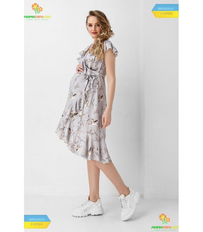 Платье Журавлик