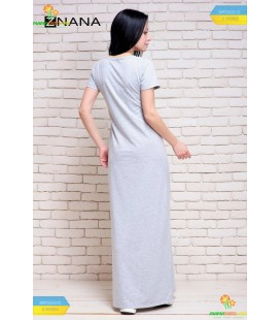 Сукня-футболка Simple Long GR