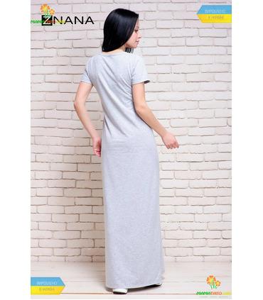 Платье-футболка Simple Long GR