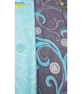 Комплект постільної білизни Океанія ᗍ бязь, Україна, ціна, натуральна тканина