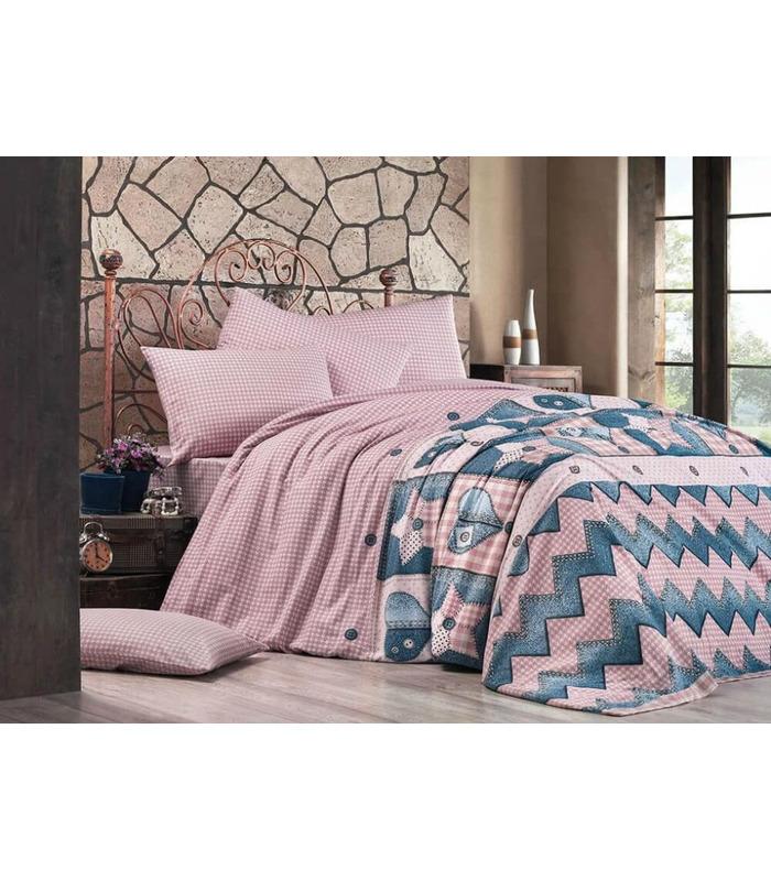 Комплект постельного белья Дали ᗍ бязь, Украина, цена, натуральная ткань