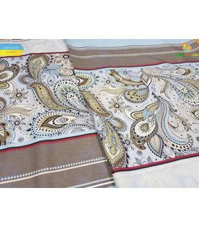 Комплект постільної білизни - Пір'ячко 6828 ᐉ Мікросатин, ціна ※ Україна