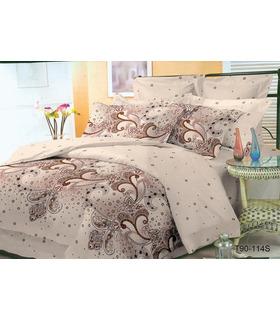 Комплект постельного белья - Осень 114 ᐉ Микросатин, цена ※ Украины