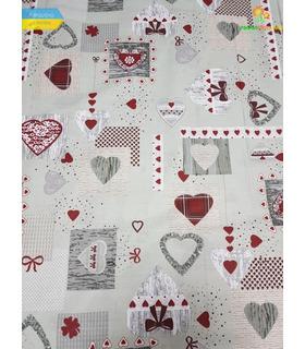 Комплект постільної білизни Люсі ᗍ бязь, Україна, ціна, натуральна тканина