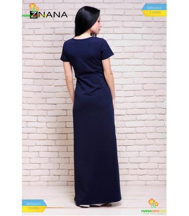 Платье-футболка Симпл-Лонг TS
