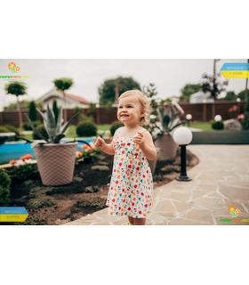 Дитячий сарафан СФ121 FR