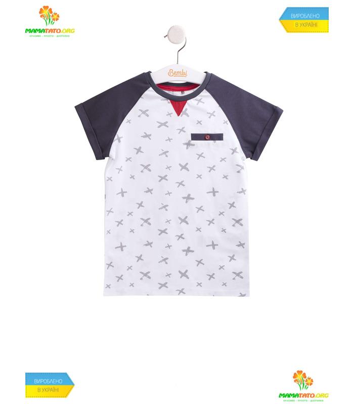 Дитяча футболка ФБ621 PR