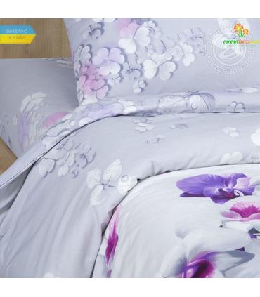 """Комплект постільної білизни """"Незнайомка"""" ᐉ поплін ※ Україна, доступна ціна"""