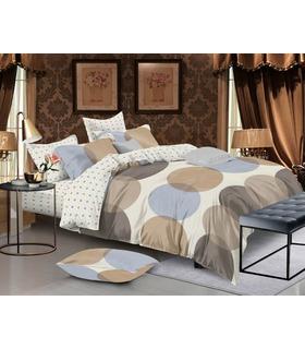Комплект постельного белья Отелло ᗍ сатин ※ Украина, натуральная ткань