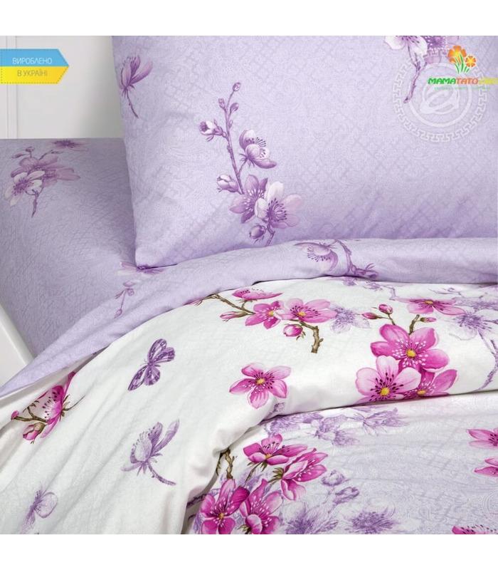 """Комплект постільної білизни """"Світанок"""" ᐉ поплін ※ Україна, доступна ціна"""