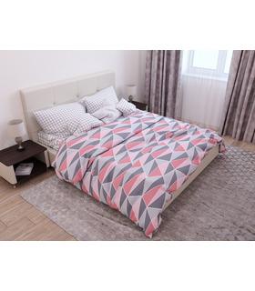Комплект постельного белья Узор ᗍ бязь, Украина, цена, натуральная ткань