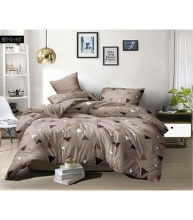 Комплект постельного белья Трио ᗍ сатин ※ Украина, натуральная ткань