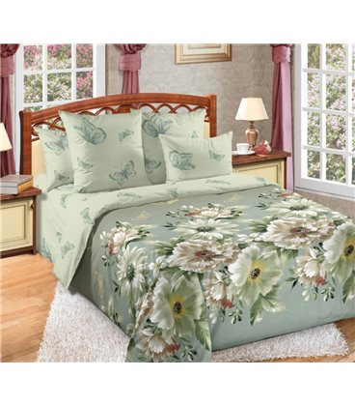"""Комплект постельного белья """"Каролина"""" ᐉ перкаль, Украина, натуральная ткань"""