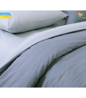 """Комплект постельного белья """"Горный ветер"""" ᐉ перкаль, Украина, натуральная ткань"""