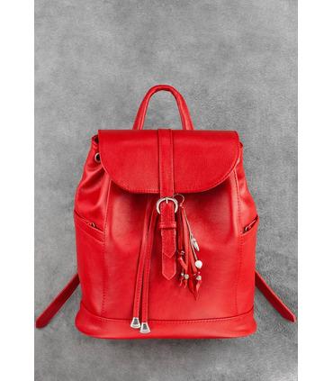 Купить ᐉ кожаный рюкзак Олсен Рубин женский, бесплатная доставка