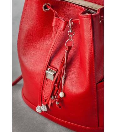 Купити ᐉ шкіряний рюкзак Олсен Рубін жіночий, безкоштовна доставка