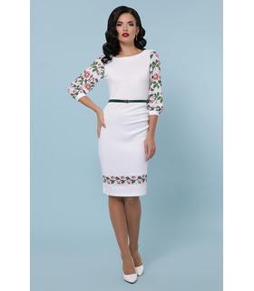 Платье с принтом Андора WH