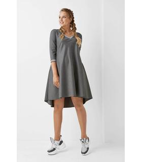 Платье Ромби