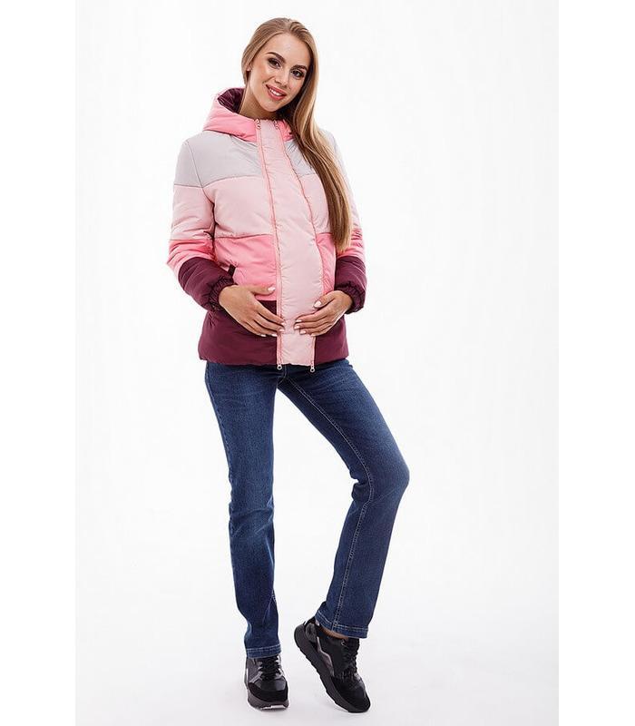 Куртка Сиа BR ᐈ  яркая осення куртка для беременных