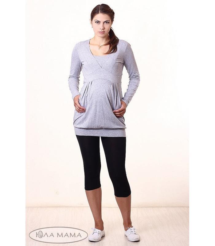 Лосини Міа (від 2XL) для вагітних.