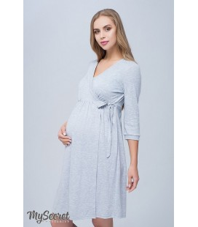 Халат для беременных и кормящих Синти GR
