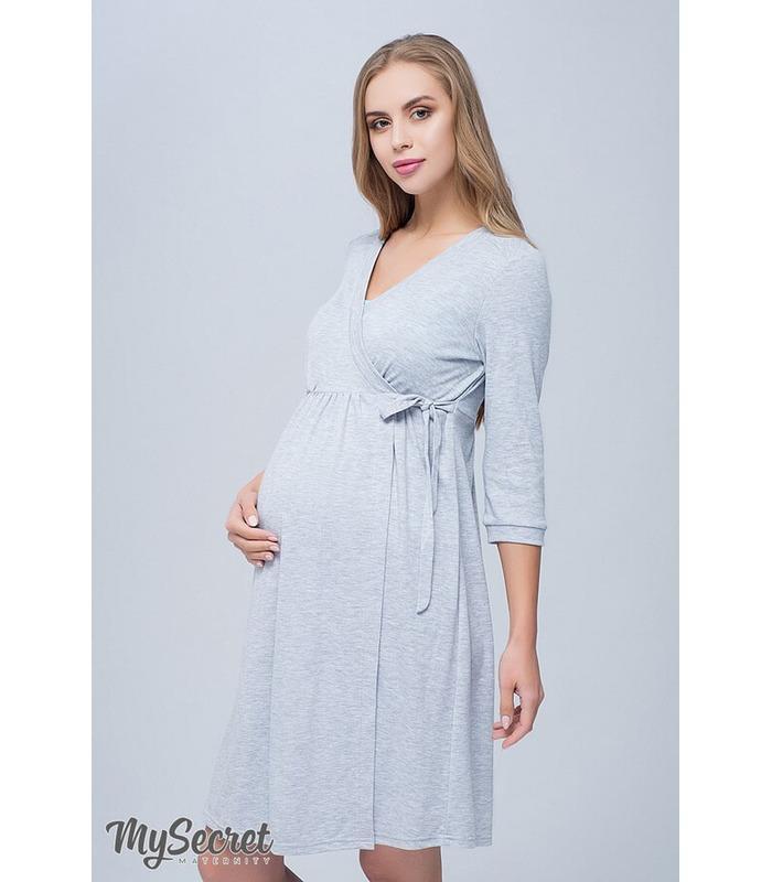 Халат для вагітних та годуючих Сінті GR