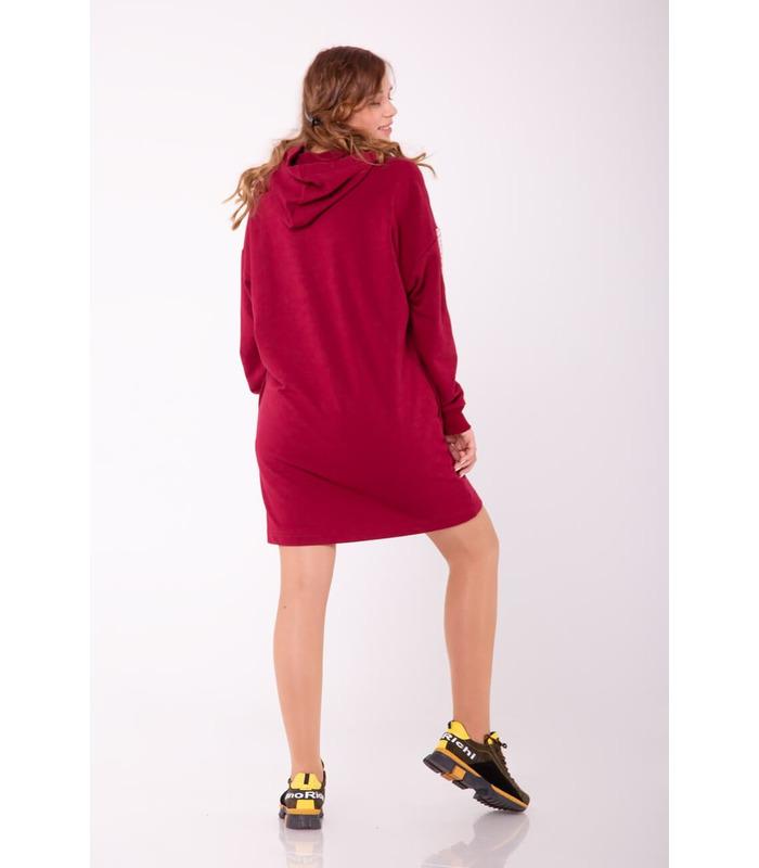 Платье-худи Сангрия RE