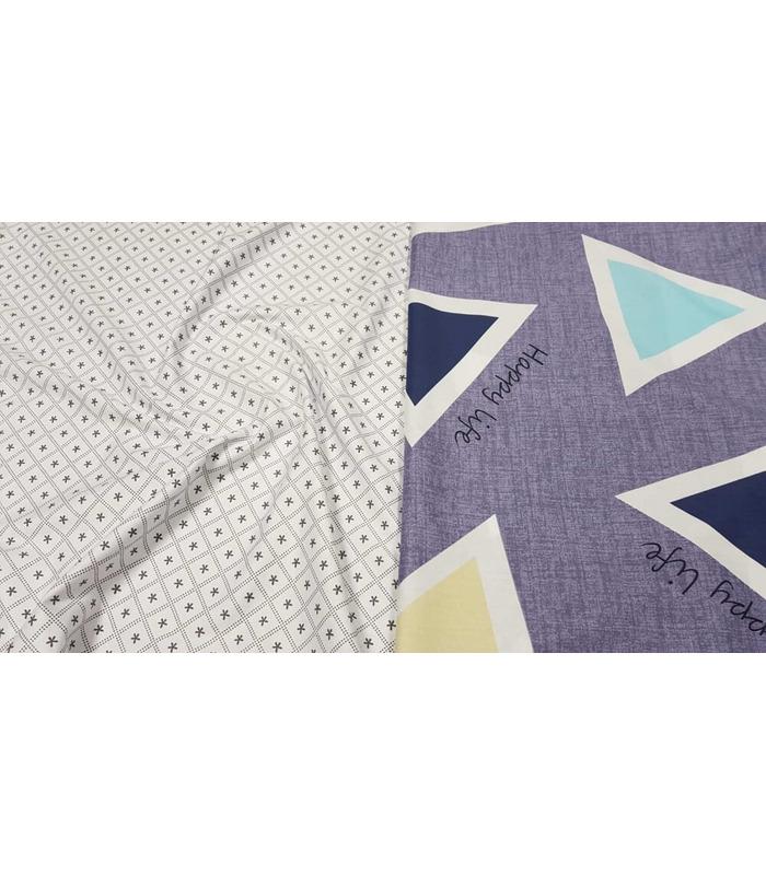 Комплект постільної білизни Monmart ᗍ сатин ※ Україна, натуральна тканина