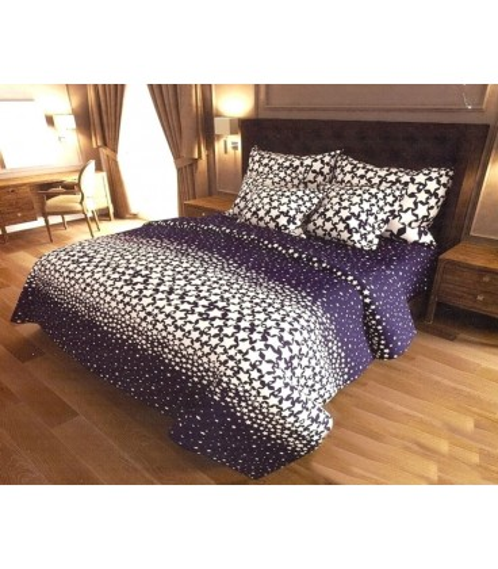 Комплект постельного белья Ночка ᗍ бязь, Украина, цена, натуральная ткань