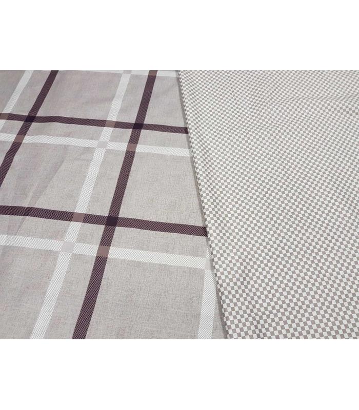 Комплект постільної білизни Argo ᗍ сатин ※ Україна, натуральна тканина