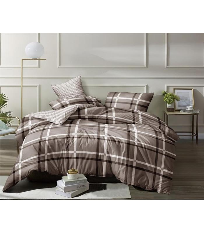 Комплект постельного белья Argo ᗍ сатин ※ Украина, натуральная ткань