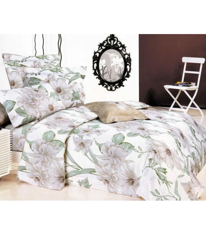Комплект постельного белья Basuri ᐉ фланель, Украина, натуральная ткань