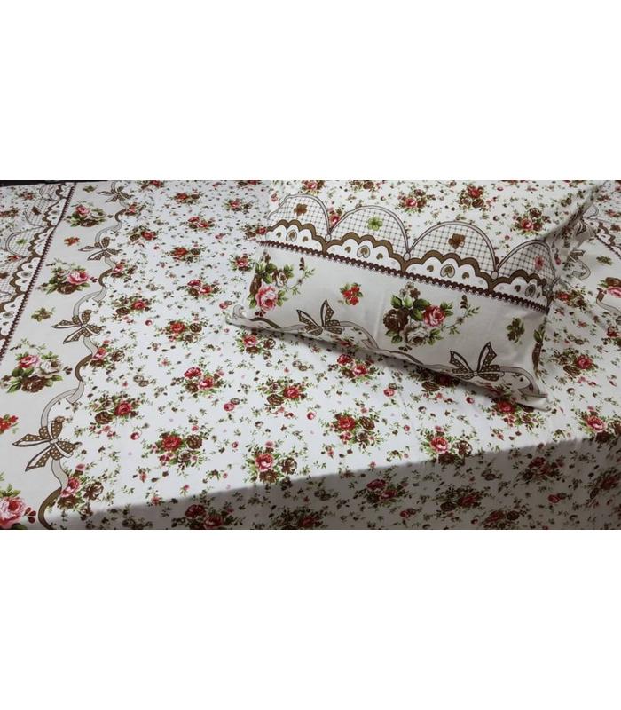 Комплект постільної білизни Родзинка ᐉ фланель, Україна, натуральна тканина