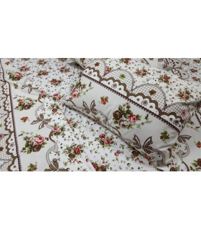 Комплект постельного белья Изюминка ᐉ фланель, Украина, натуральная ткань