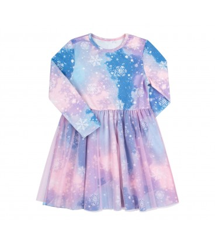 Дитяча сукня Зимове Диво ПЛ285
