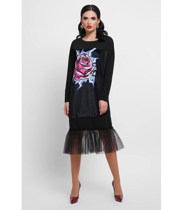 Платье Луиза Роза