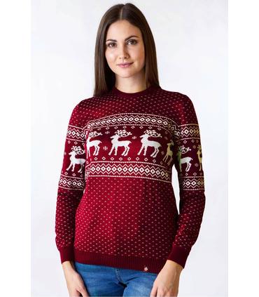 """Сімейна колекція светрів """"Олені"""""""