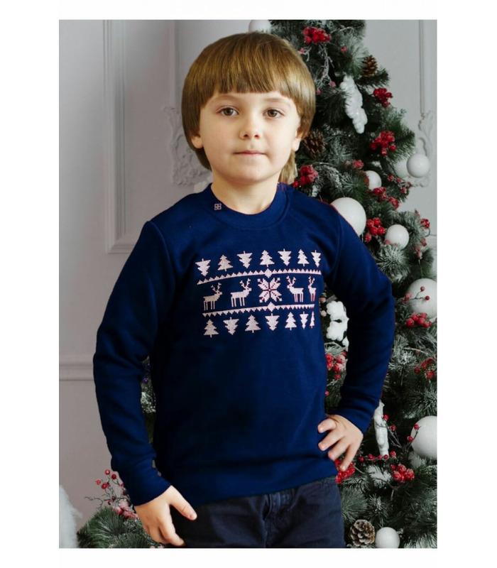 Свитшот для мальчика мод.238