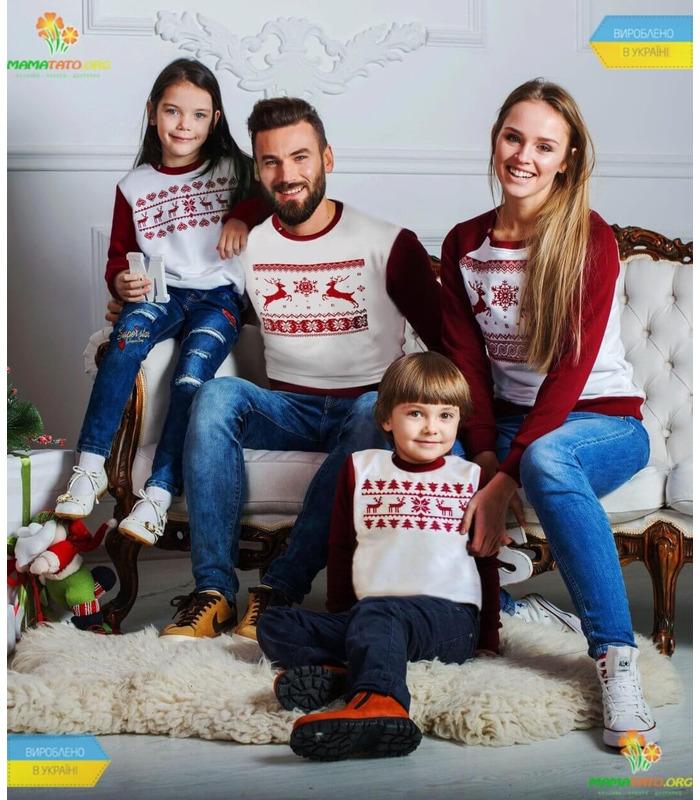 """Вишита сімейна колекція """"Різдвяна-2"""""""