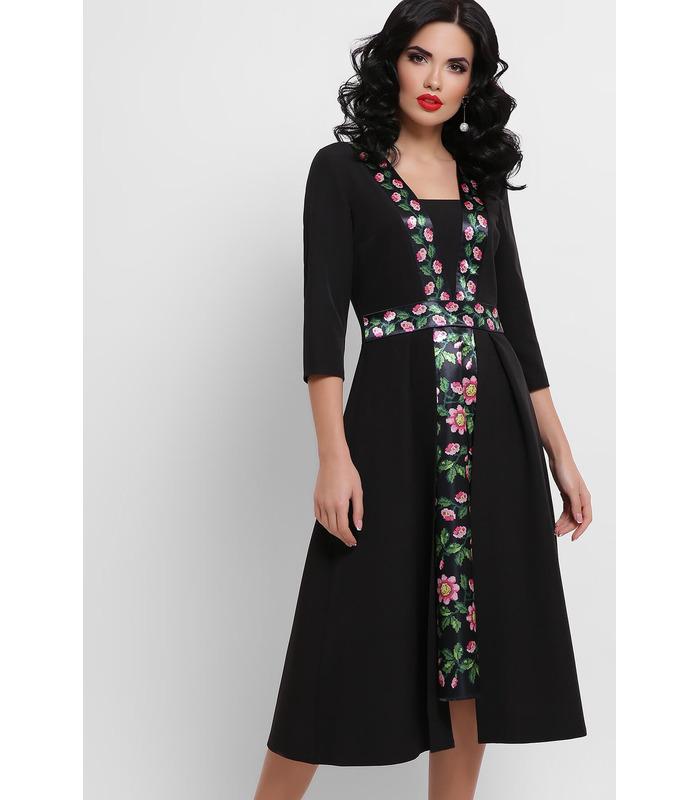 Платье Вилора Орнамент