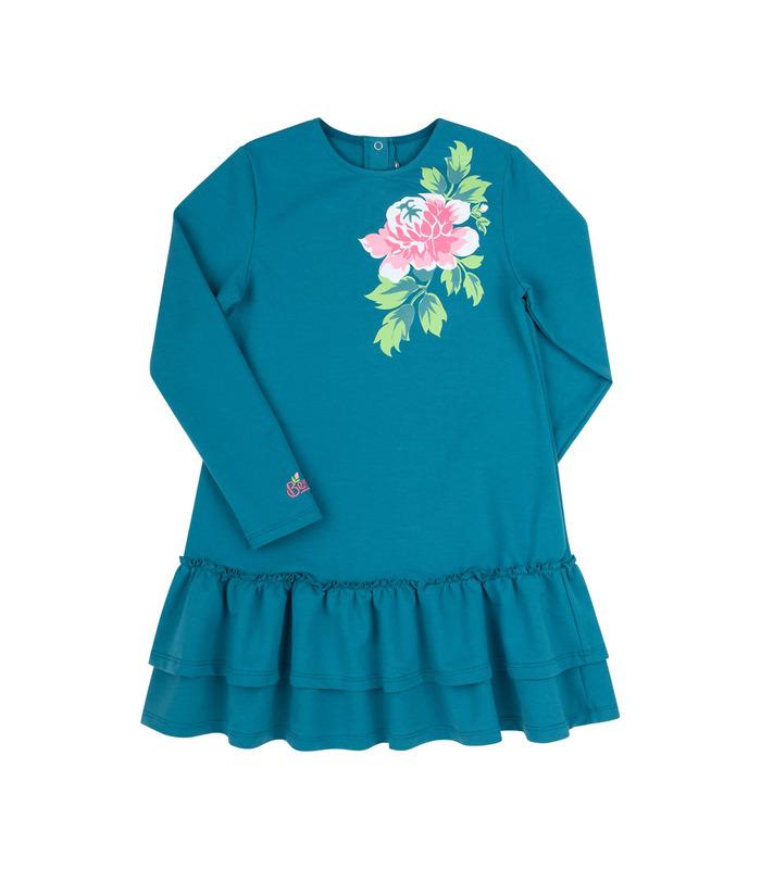 Детское платье Люда ПЛ266 BR