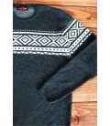 Чоловічий в'язаний светр мод.61