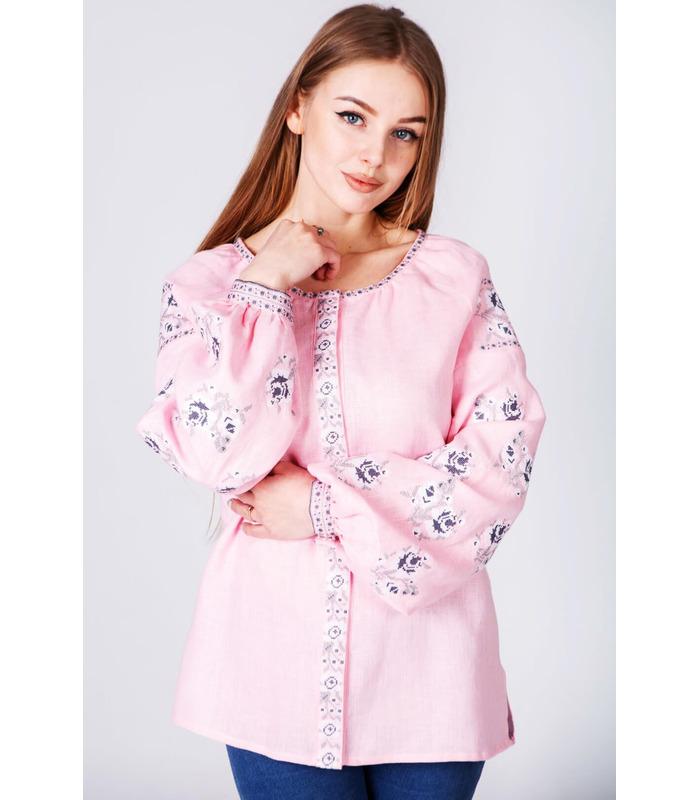 Женская вышиванка мод.7408