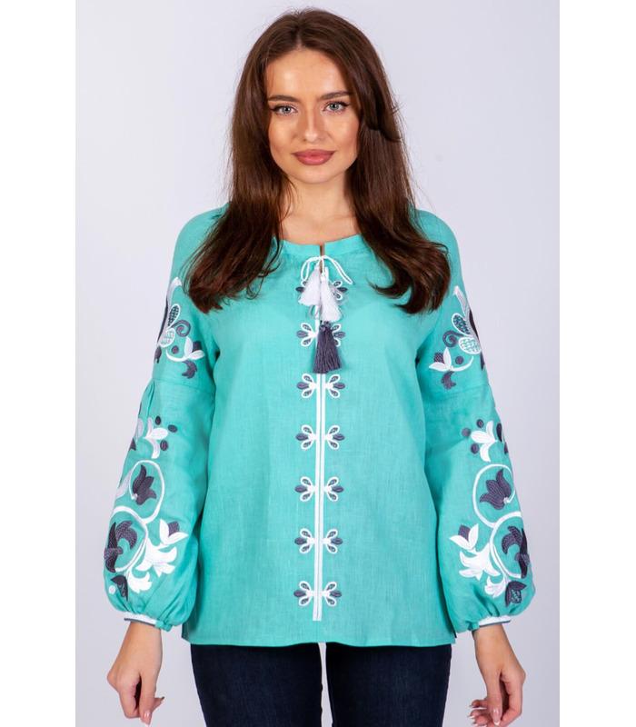 Женская вышиванка мод.7406