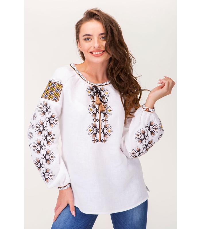 Жіноча вишиванка мод.7402