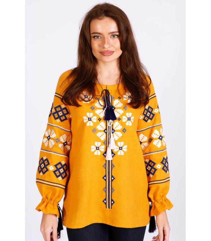 Женская вышиванка мод.7416