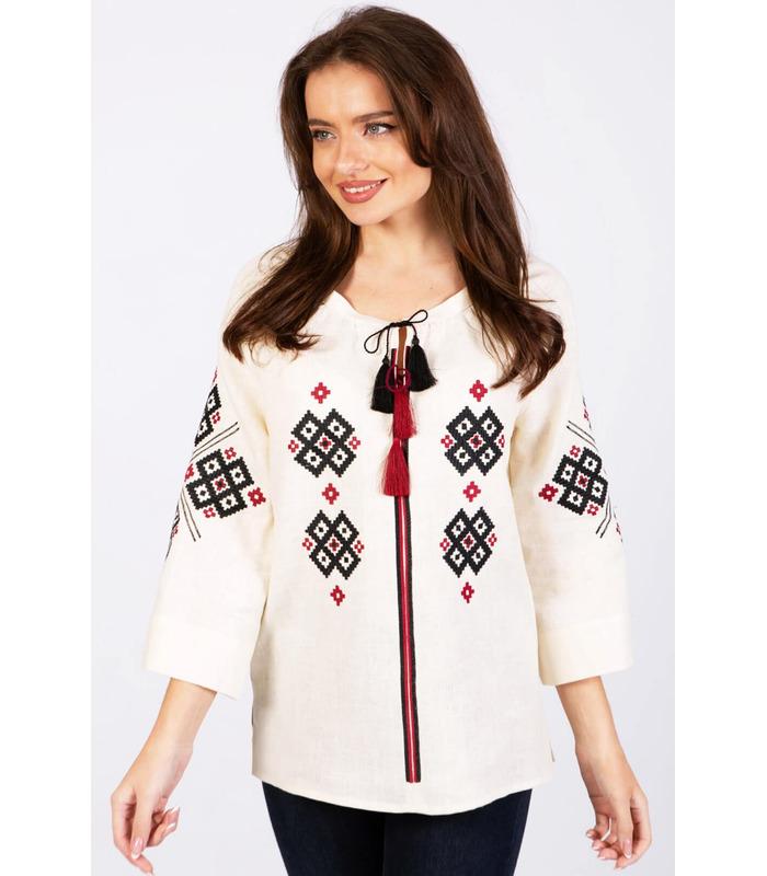Женская вышиванка мод.7414